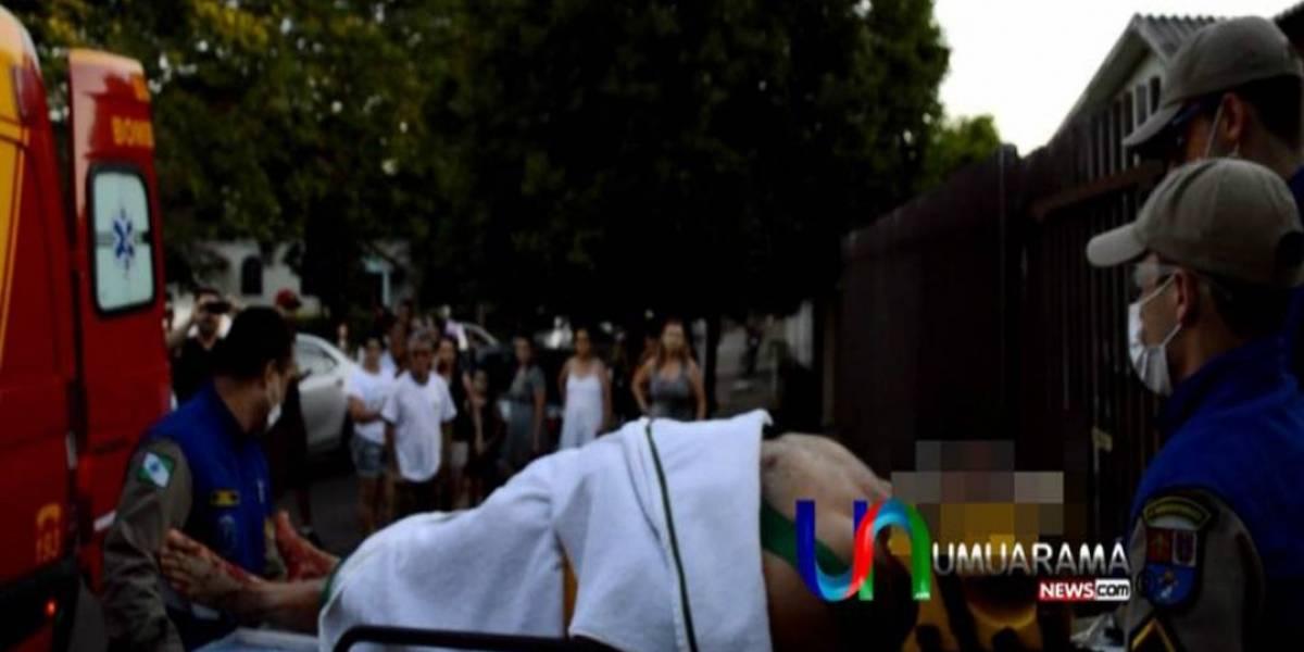 Mulher é presa por cortar pênis do marido em Umuarama
