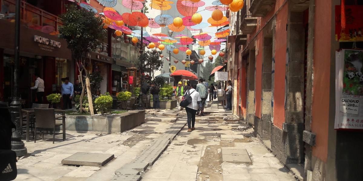 Un Barrio Chino ni tan chino