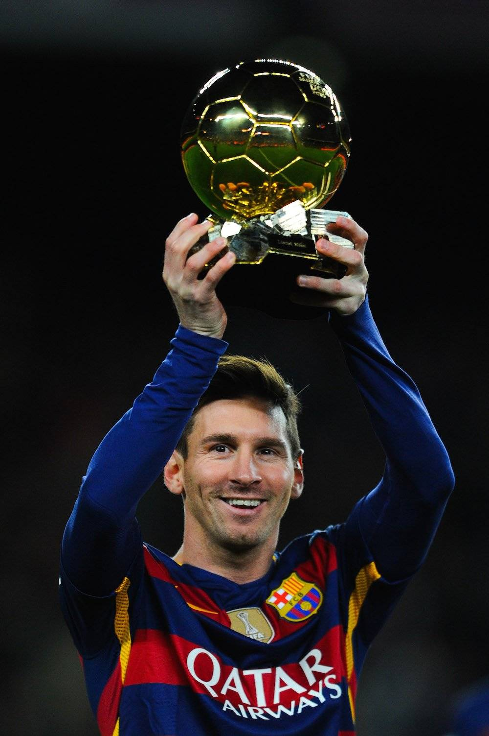 Lionel Messi/Getty Images