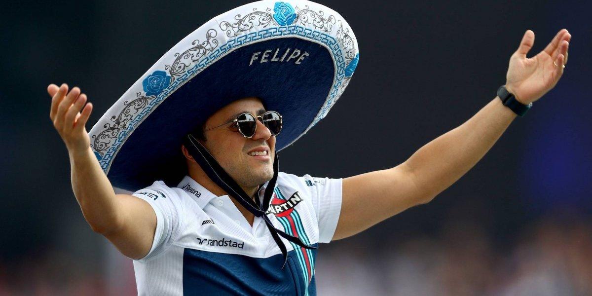 Felipe Massa anuncia su retiro de la Fórmula Uno