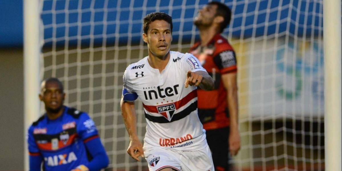 São Paulo ganha e já sonha com Libertadores