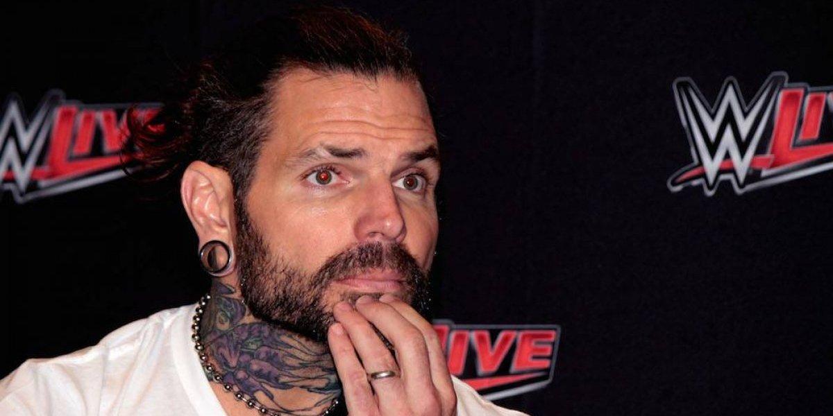 Jeff Hardy estará fuera de circulación cinco meses por lesión