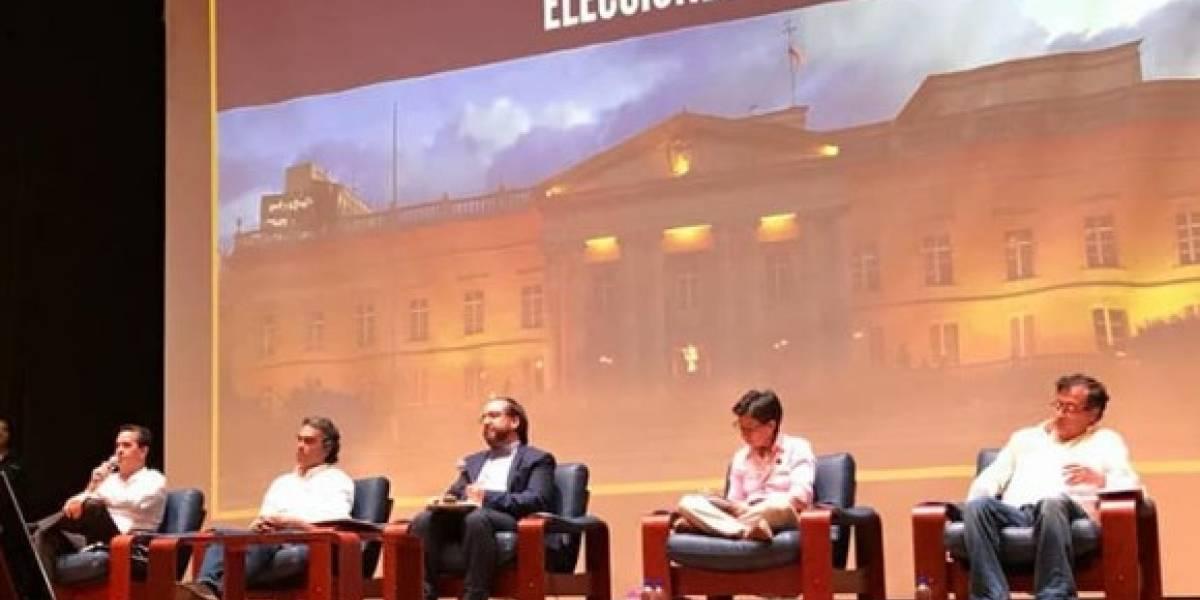 Sergio Fajardo lidera la intención de voto en la encuesta presidencial más reciente