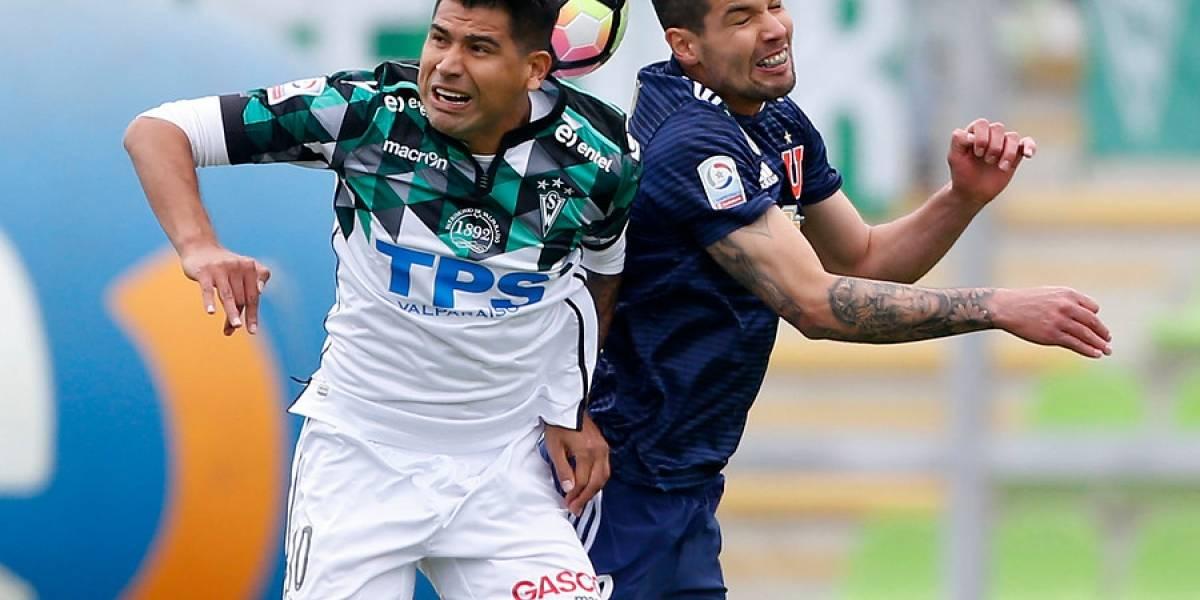 Minuto a minuto: La U venció a Wanderers en un sufrido partido