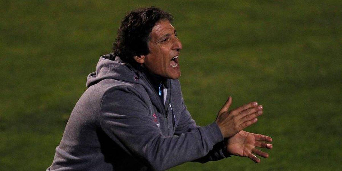 """Mario Salas: """"Yo no me voy a rendir, voy a seguir luchando hasta el final"""""""