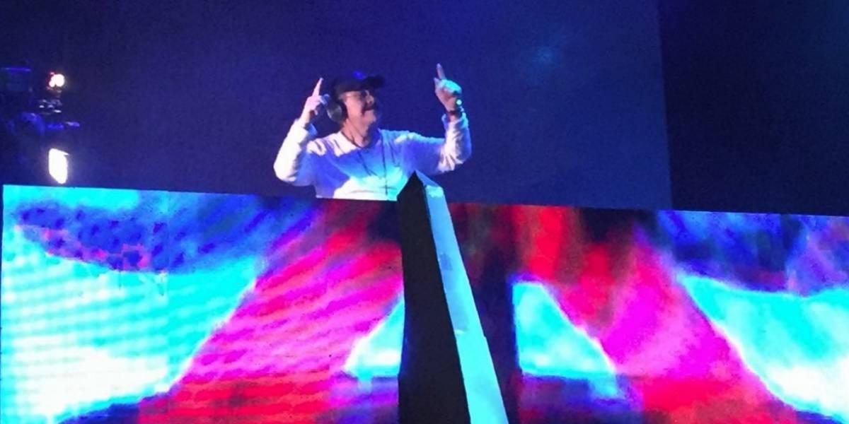 Video: Así fue el debut de Pedro Sola como DJ