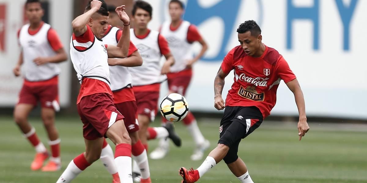Perú sin Guerrero ya piensa en Nueva Zelanda