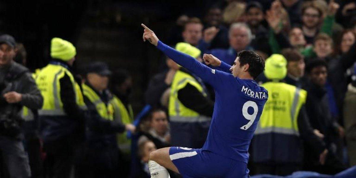 Nada pudo hacer Mou: Chelsea derrotó al Manchester United y lo alejó de la punta