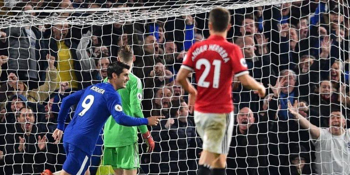 Minuto a Minuto: Chelsea derrotó al Manchester United de Mourinho