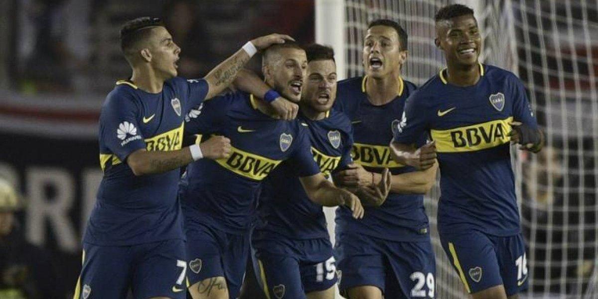 Boca fue hasta el Monumental para ganarle el Superclásico a River Plate
