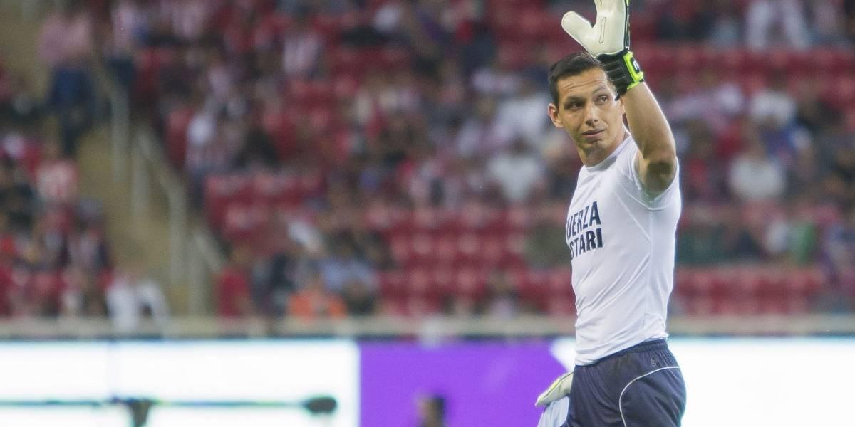 Las opciones de Chivas para suplir a Rodolfo Cota