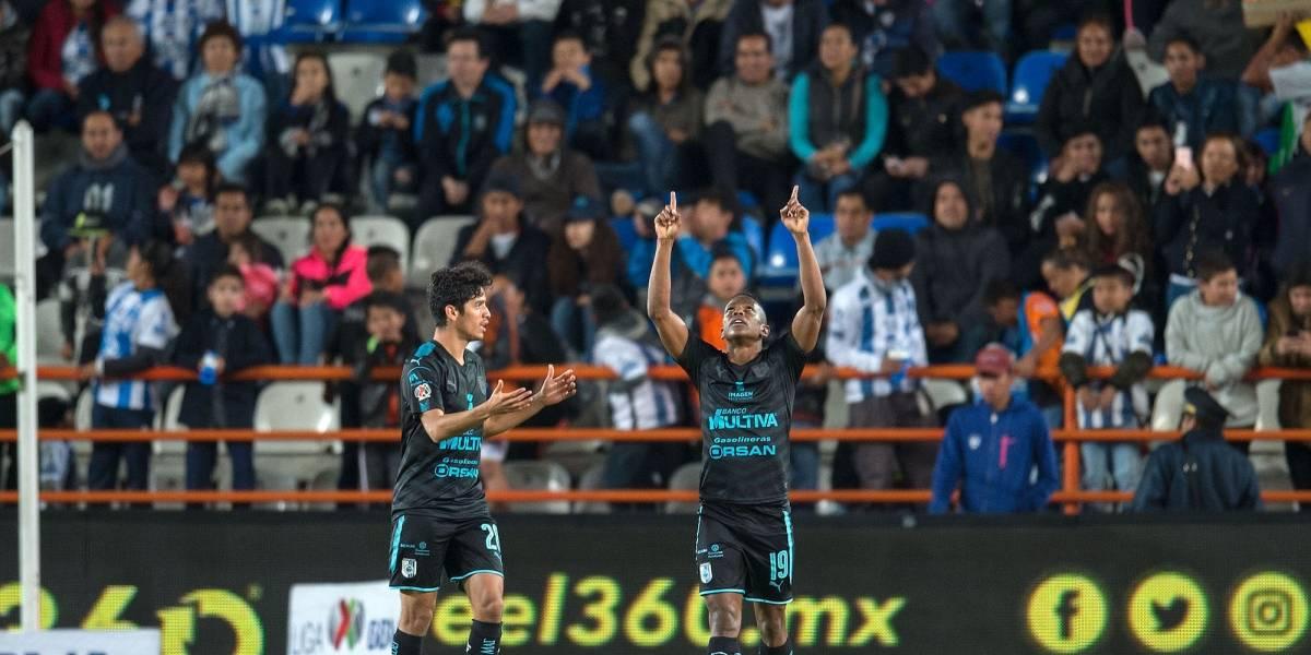 Querétaro derrotó por la mínima a Pachuca y los dejaron sin Liguilla