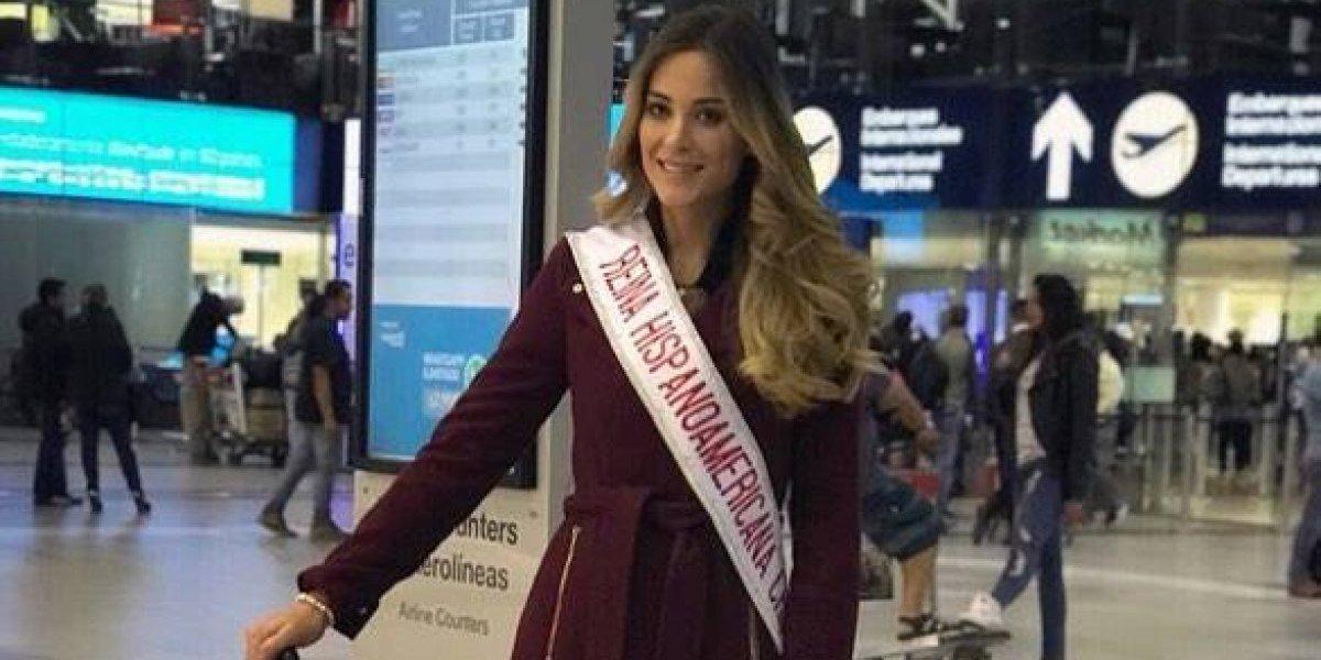 """""""El mar le pertenece a Bolivia"""": la respuesta de candidata chilena en concurso de belleza que encantó a Evo Morales"""