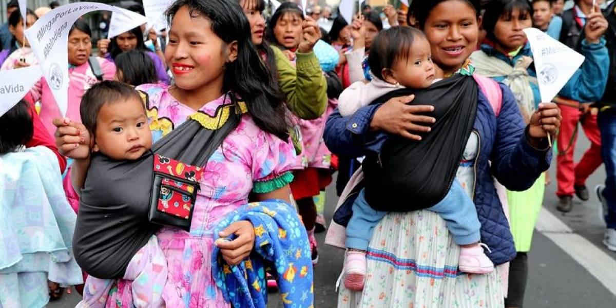 Indígenas del Cauca acuerdan con el Gobierno desbloquear la Vía Panamericana