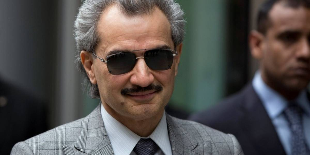 El arresto del príncipe multimillonario con inversiones en Apple y Twitter derribado por los vientos de cambio que soplan en Arabia Saudita