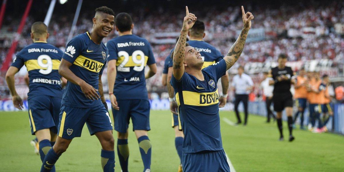 Con una joya por parte de Cardona, Boca le pegó a River Plate