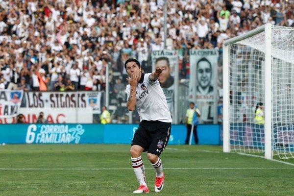 Colo Colo lleva la delantera / imagen: Agencia UNO