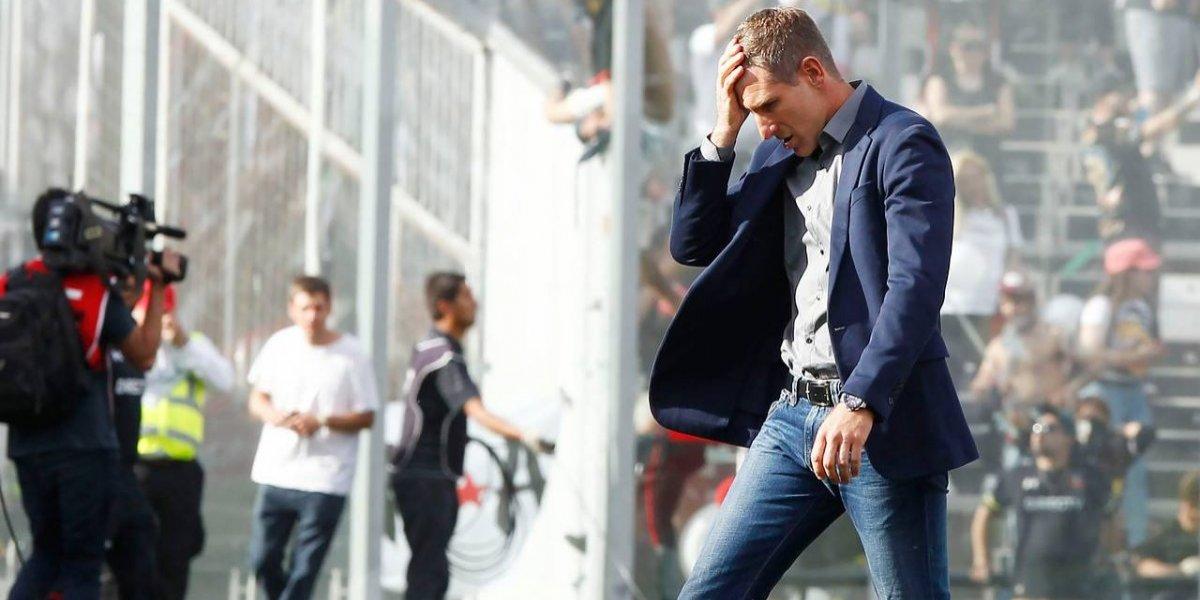 """Martín Palermo y la goleada ante Colo Colo: """"Cometimos errores y le entregamos el triunfo"""""""