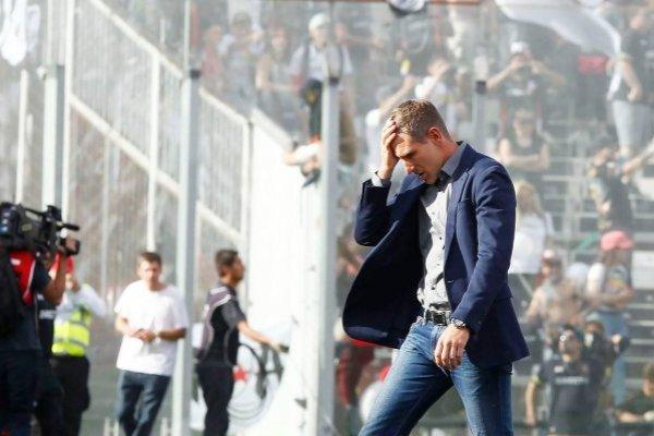Palermo y Unión sufrieron en el Monumental / imagen: Agencia UNO