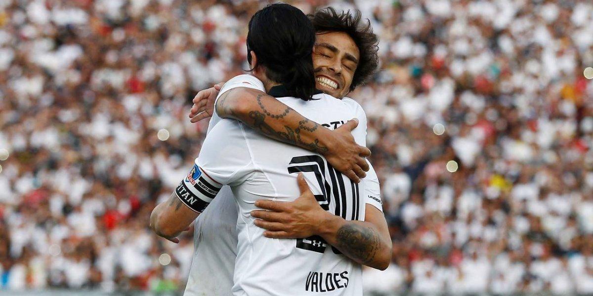 """Valdivia le mandó un recado a Palermo: """"Nos tiene que respetar un poco, ganamos por méritos propios"""""""