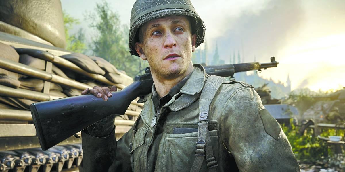 Game 'Call of Duty' se baseia em história das tropas aliadas na 2ª Guerra Mundial