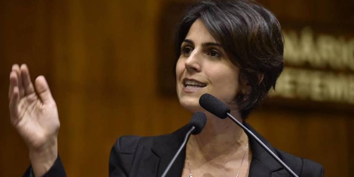 PCdoB lança candidatura de Manuela D´Ávila à Presidência em 2018