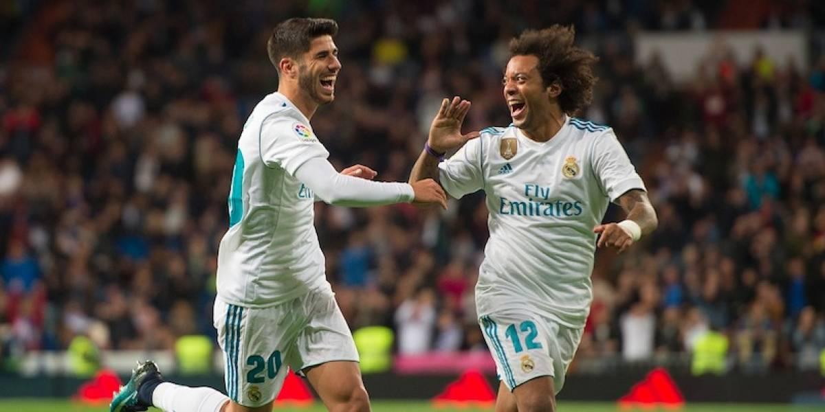 El Real Madrid regresa al triunfo y golea a Las Palmas