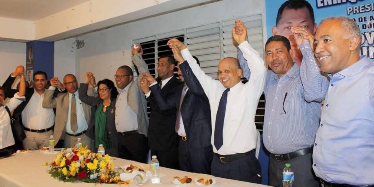 Candidato al CARD recibe apoyo de decenas de abogados SDE