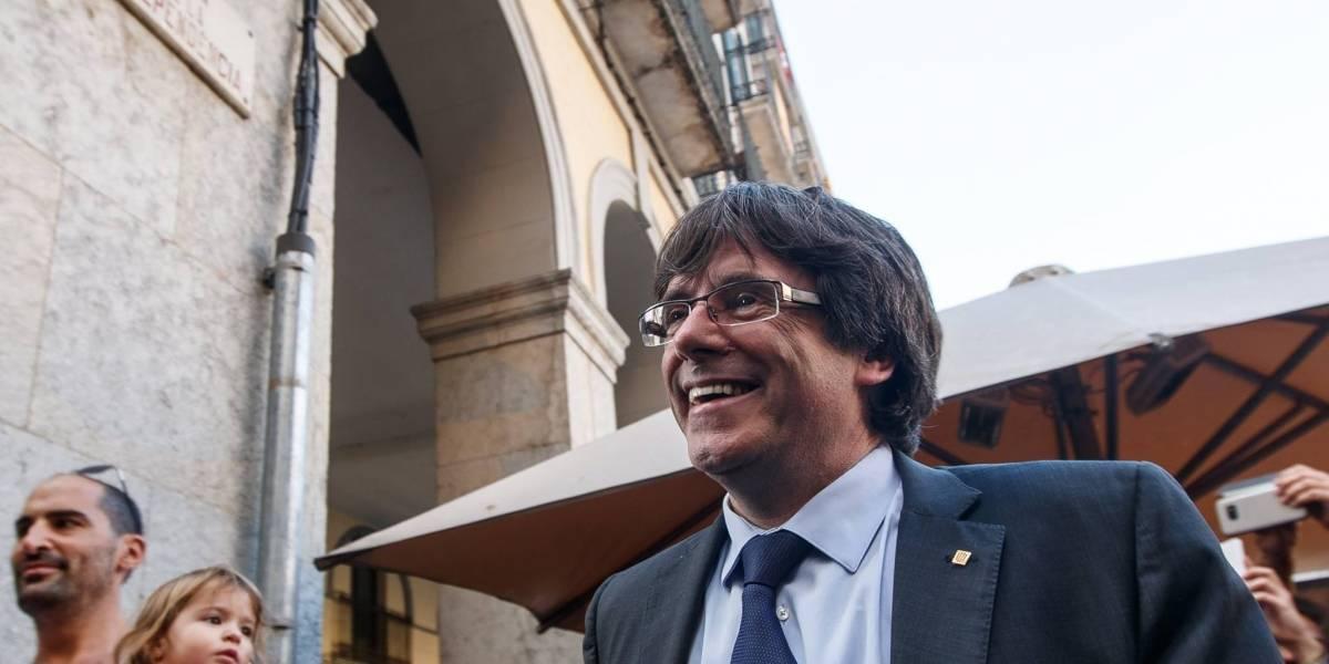 Puigdemont y sus consejeros obtienen libertad condicional en Bélgica