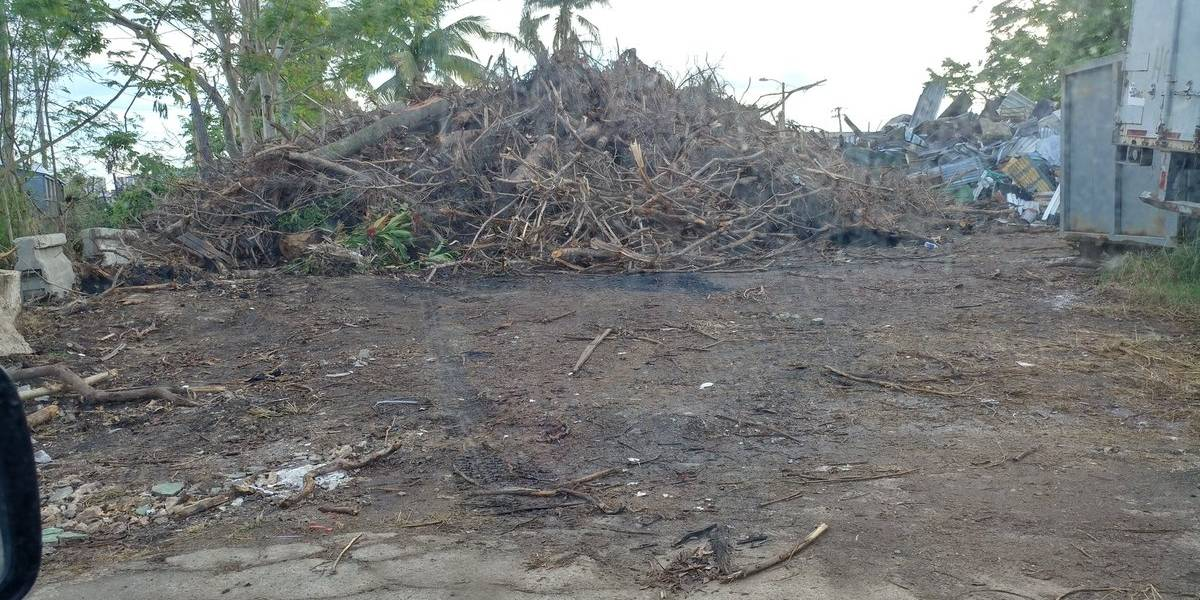 Cuerpo de Ingenieros informa sobre recogido de escombros