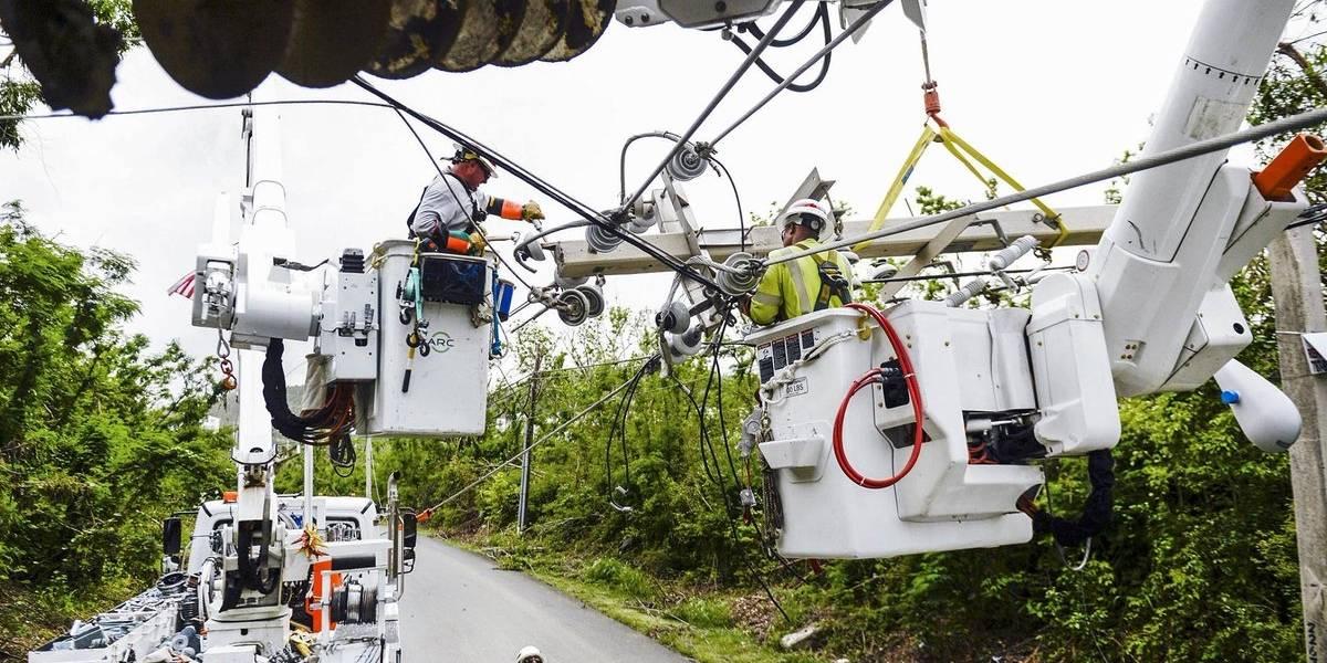 Alcalde de Coamo exige más brigadas para levantar servicio eléctrico