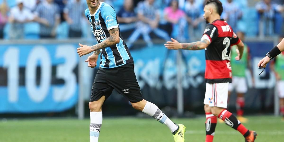 Grêmio vira jogo e liga sinal de alerta no Flamengo