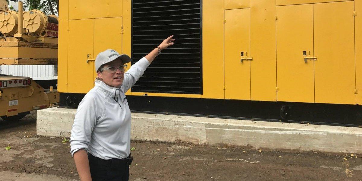 Protegen de los apagones al hospital de San Juan