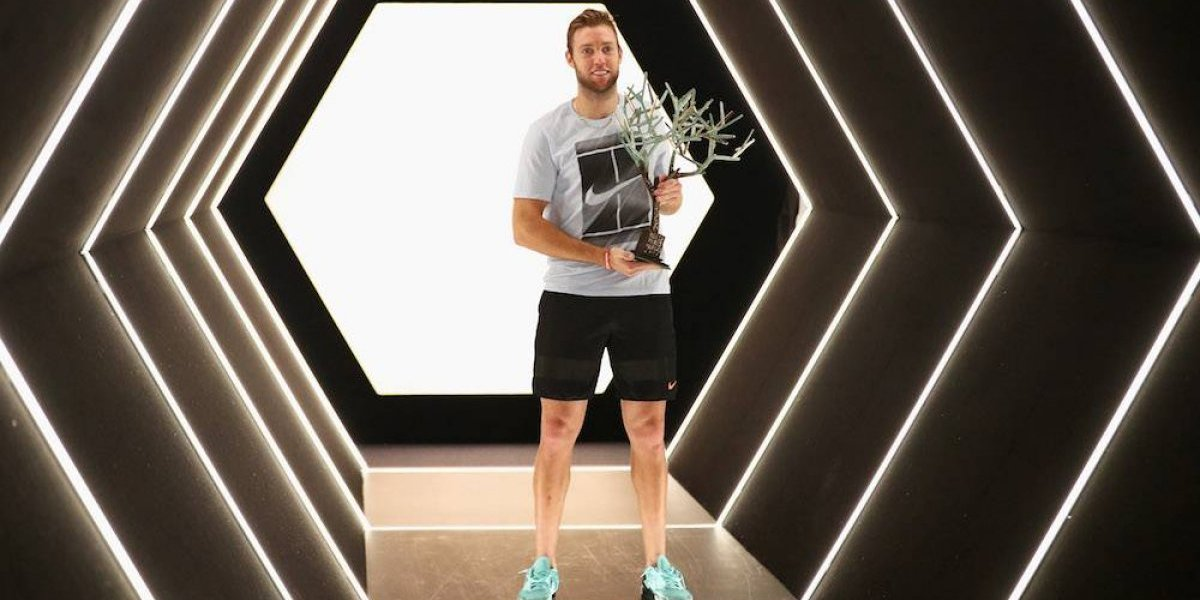 Jack Sock cierra la lista de ocho jugadores que disputarán finales ATP