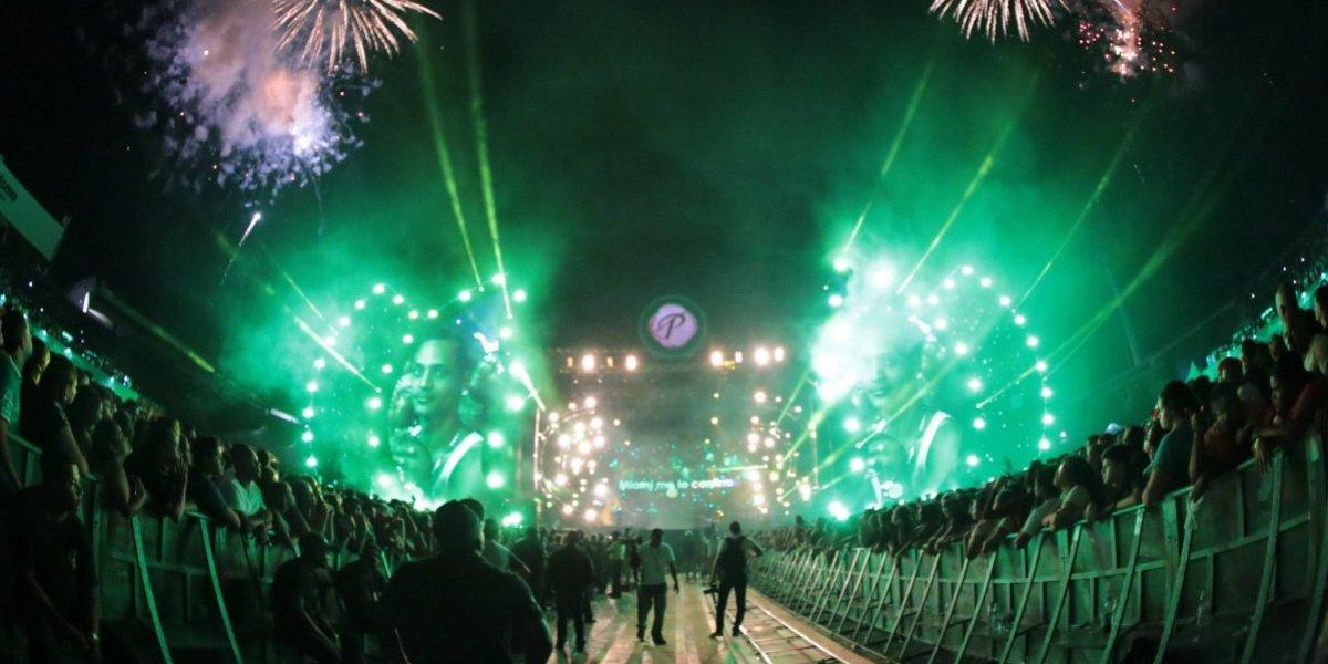 Fotos: Artistas que han cantado en el Festival Presidente 2017