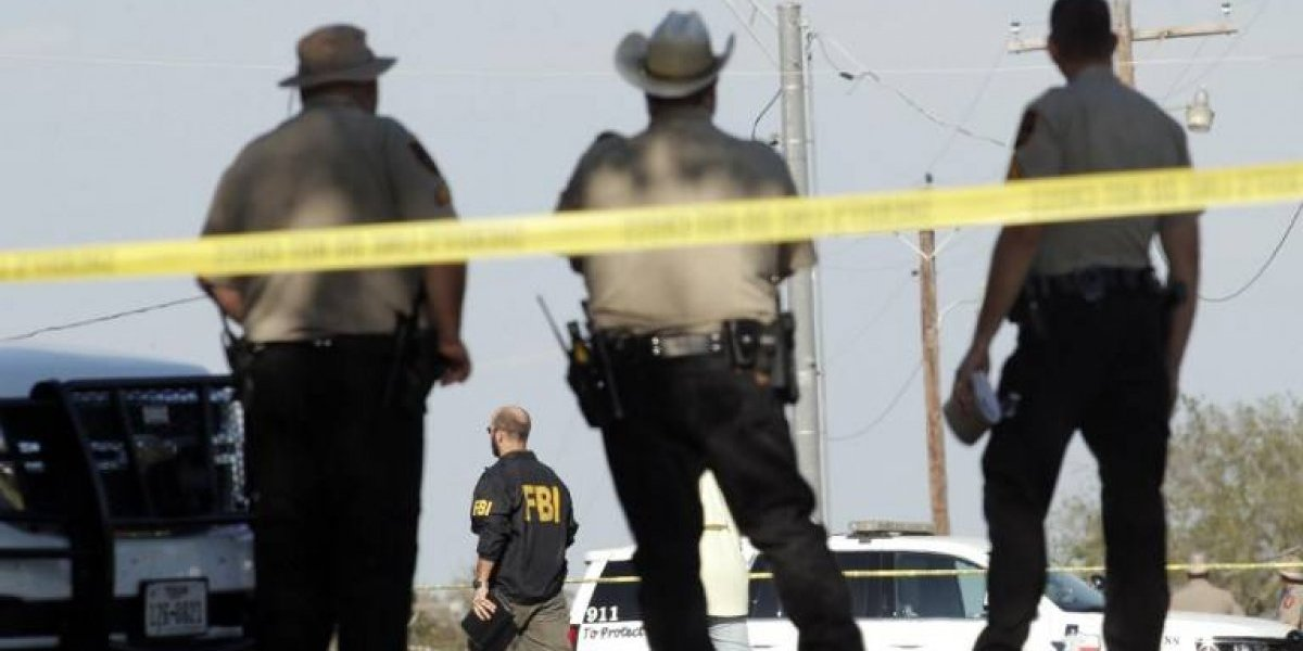 FOTO. Identifican al responsable de tiroteo en iglesia de Texas