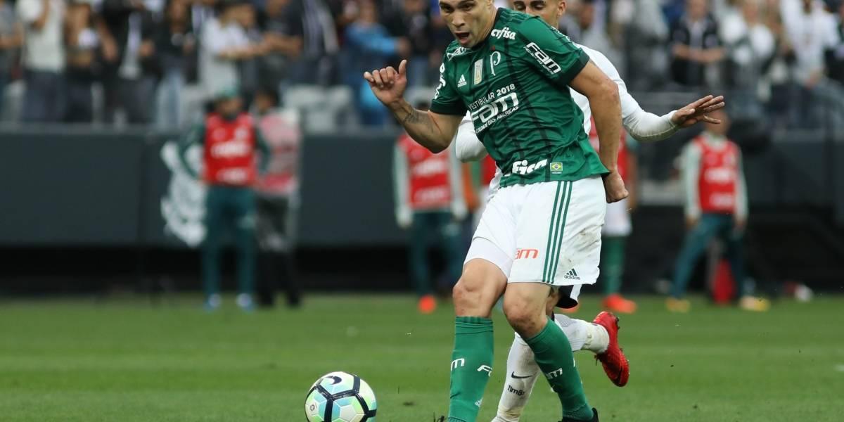 Moisés admite dificuldade para Palmeiras focar em jogo da Libertadores