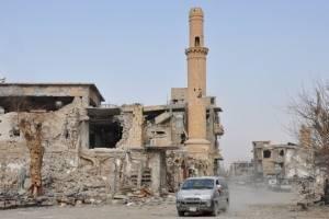 Conflicto en Siria