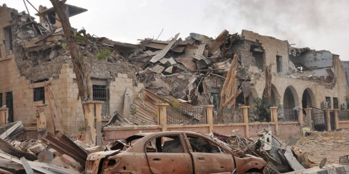 Ataques aéreos dirigidos por EE.UU. dejan 40 muertos en Siria