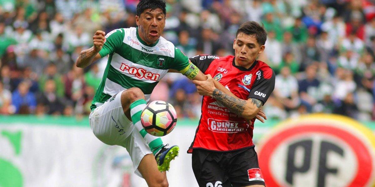 Temuco vence a Antofagasta y lo baja de la pelea por el título del Transición