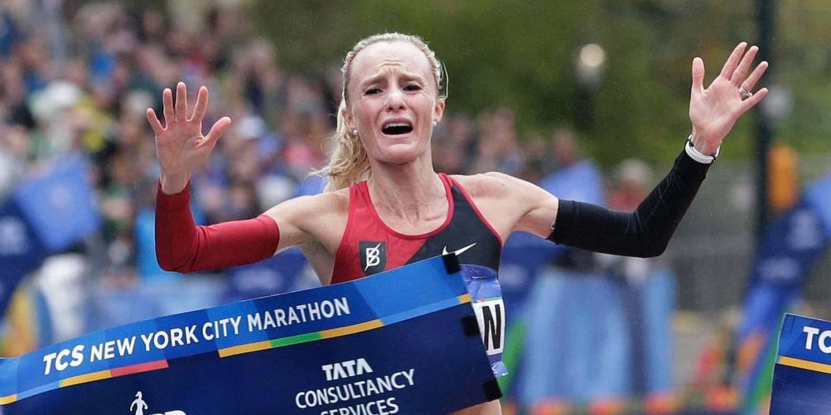 Atleta estadounidense rompe sequía de 40 años y gana maratón de Nueva York