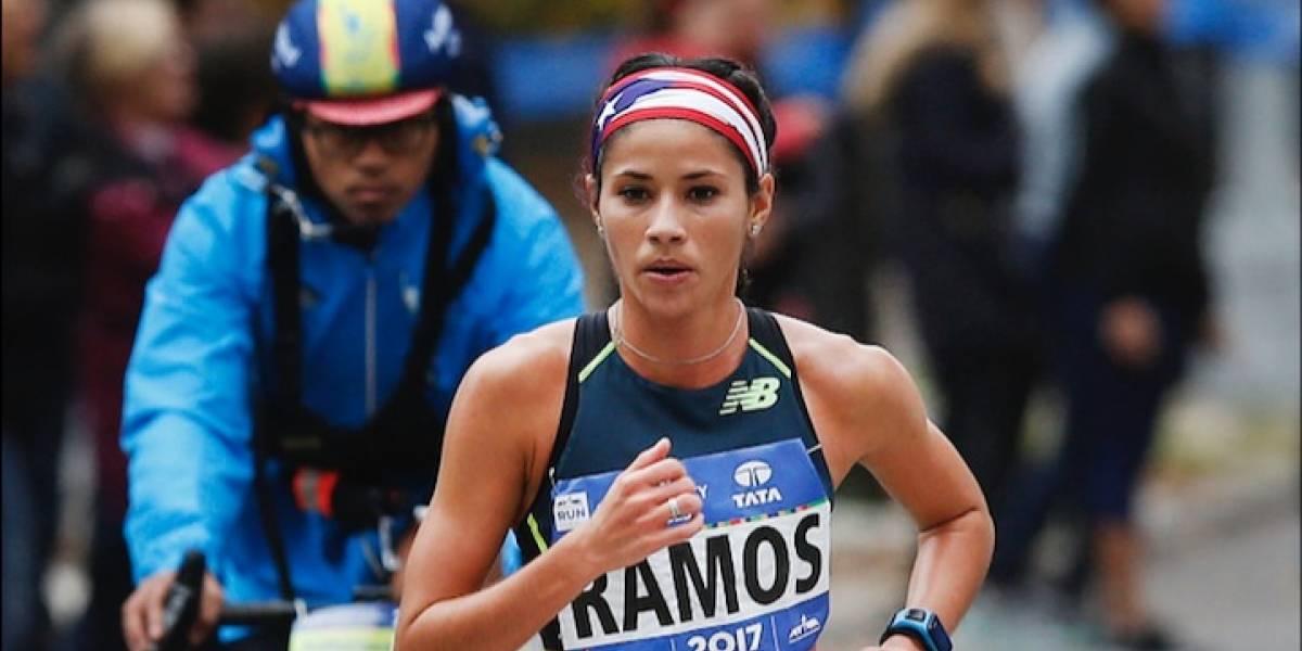 Beverly Ramos trae plata en los 10,000 metros lisos