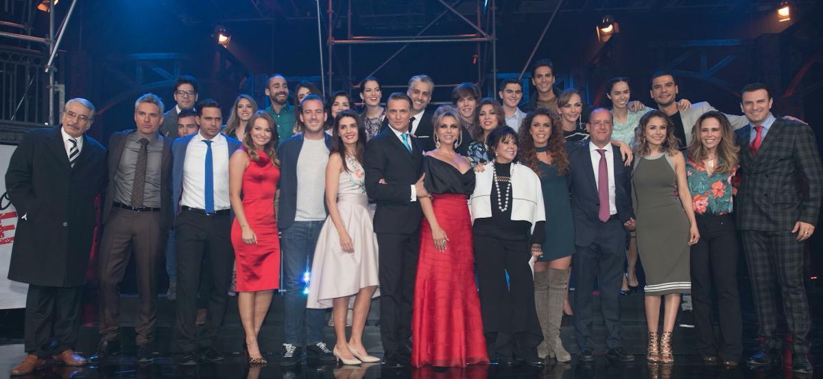 Fotos | Cortesía Televisa.