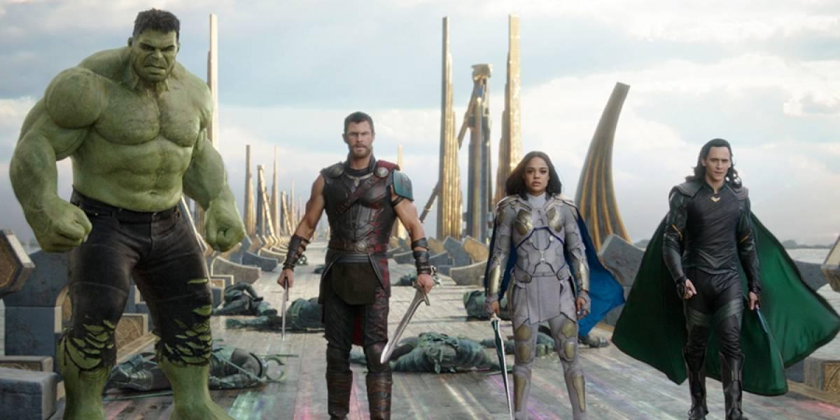 """""""Thor: Ragnarok"""" es uno de los mejores estrenos del año"""