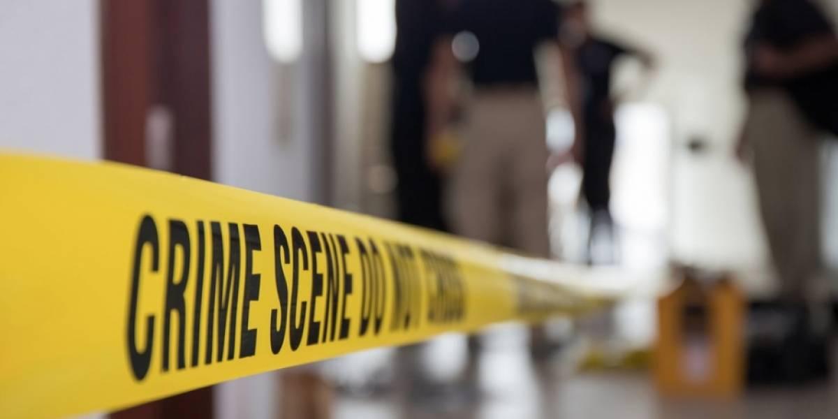 Cámaras de videovigilancia captan momento en que asaltan a comerciante en Escuintla