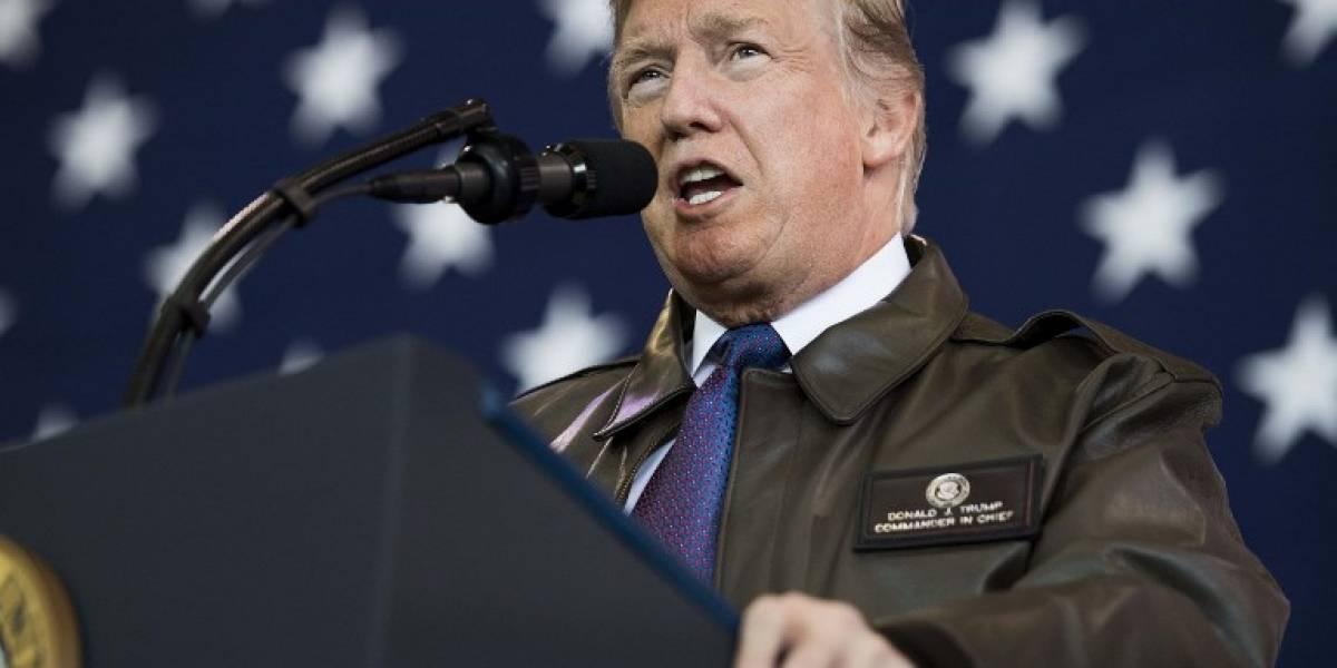 """""""Ningún dictador"""" debería subestimar a Estados Unidos: Trump lanza advertencia a Corea del Norte a su llegada a Japón"""