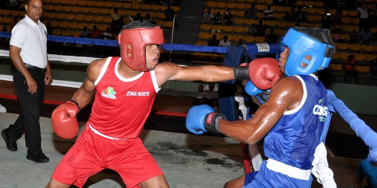 Solano, Morey, Walberson y Ramírez ganan medallas de oro en Copa Esmeralda de Boxeo