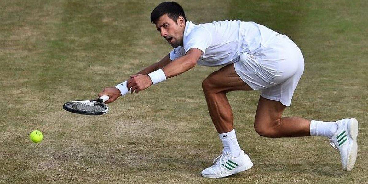 Histórico ranking ATP: Djokovic y Murray salieron del Top 10 tras sus lesiones