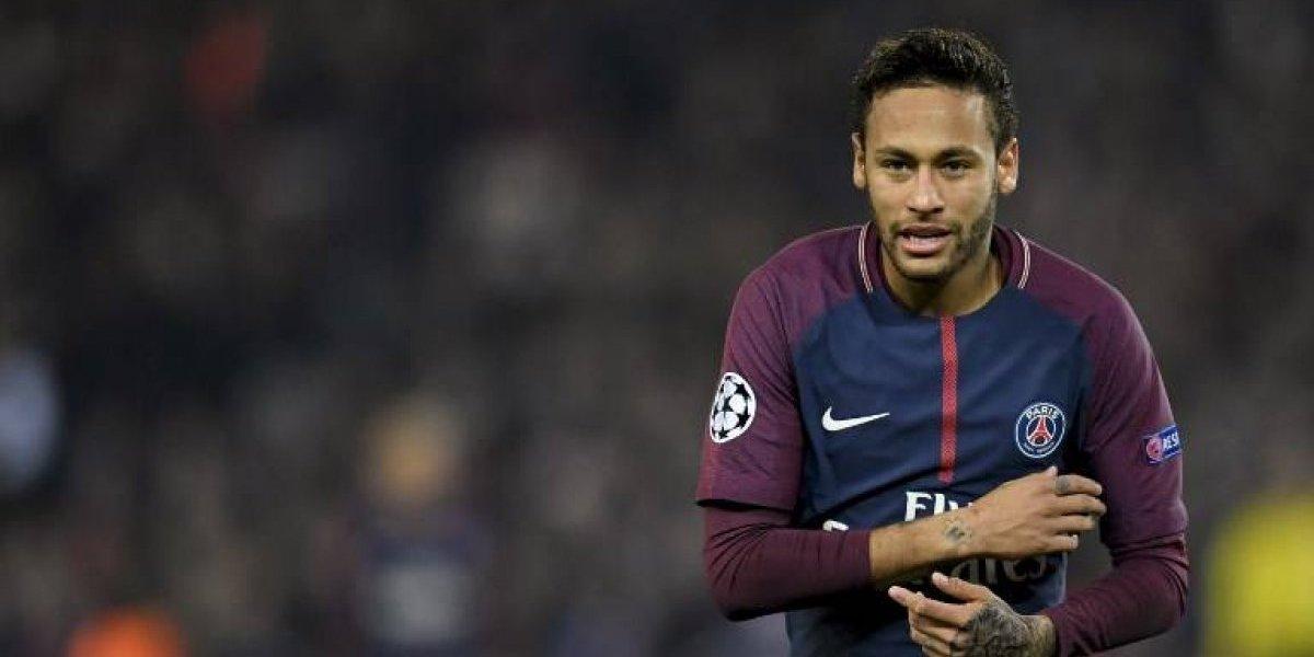 La rocosa relación entre Unai Emery y Neymar en el PSG