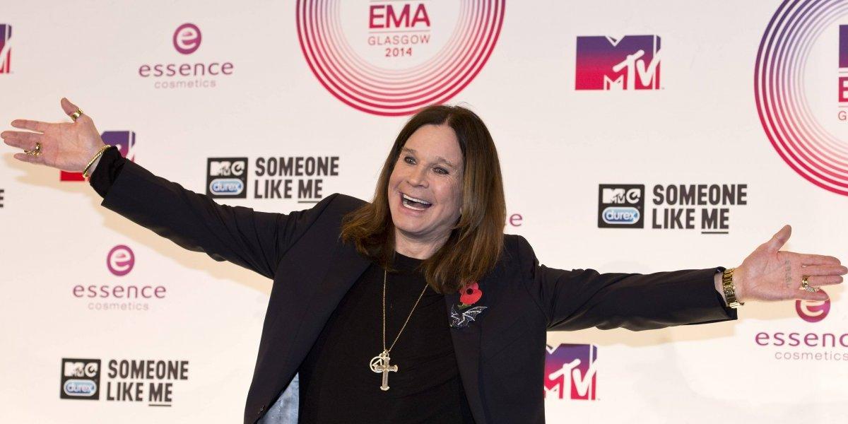 Ozzy Osbourne volvería a Chile en 2018